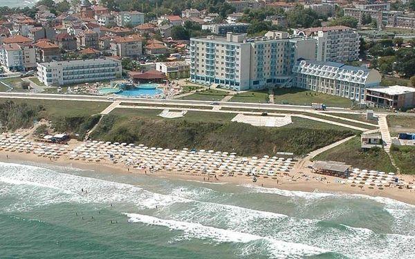 Bulharsko - Primorsko na 8 až 15 dní, all inclusive s dopravou letecky z Brna nebo letecky z Prahy 100 m od pláže
