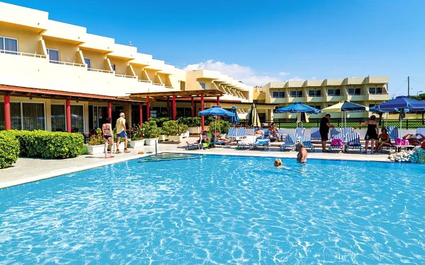 Rhodos, Řecko, Relax, letecky, all inclusive