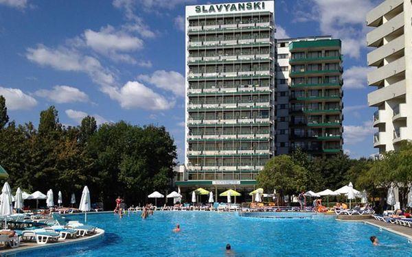 Bulharsko, Slunečné pobřeží, letecky na 12 dní se snídaní