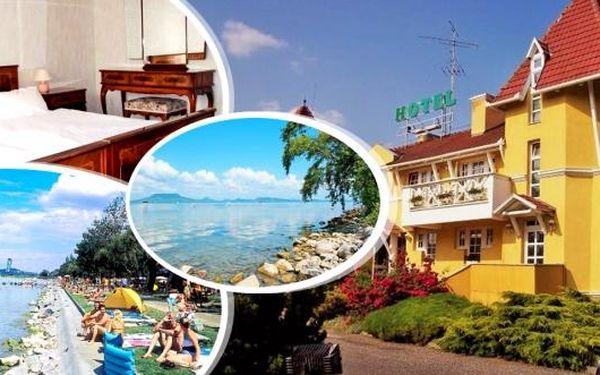 Pobyt u vyhlášeného Balatonu. Užijte si pobyt v Hotelu Aeroport Ságvár na 3-4 dny pro 2 osoby s dětmi do 4 let zdarma, čekají vás také každodenní snídaně v příjemné restauraci a parkování zdarma. Relaxujte u jezera Balaton, které je vzdálené 10 minut od h