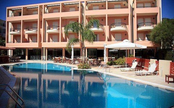 Peloponés, Řecko, Flisvos Royal Hotel, letecky, polopenze