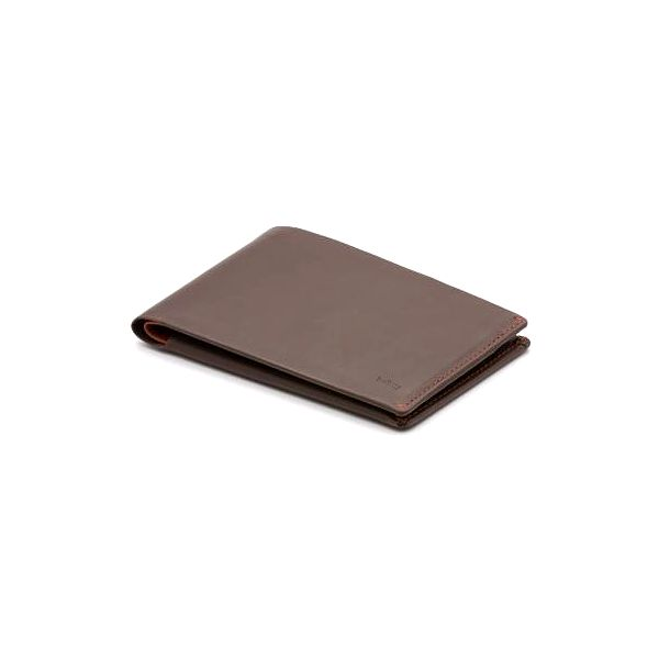 Pánská kožená peněženka Travel Wallet Mocha