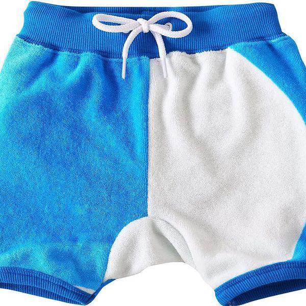 Reima Dětské šortky s UV 50+ Marmara ocean blue