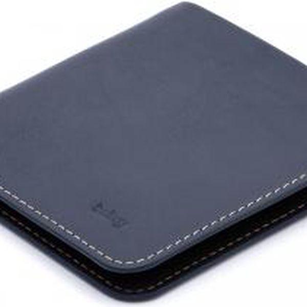Pánská kožená peněženka High line Bluesteel
