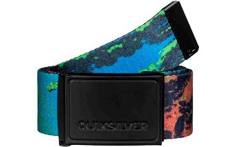 pásek QUIKSILVER - Options Fiery Coral (MKZ0) velikost: OS