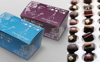 Belgické trio: pralinky, mořské plody i truffles
