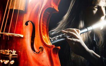 Koncert klasické hudby v podání Dvořák Symphony Orchestra v Klementinu v Praze