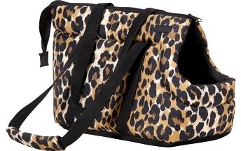 Argi Taška pro psa leopard vel. M