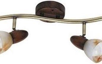 Nástěnné svítidlo Rabalux Rustic 6544, 4 světla