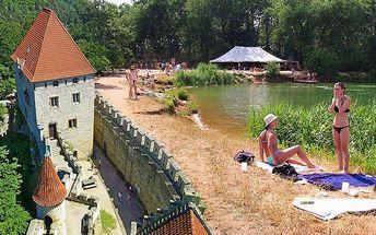 3–5denní pobyt pro 2 osoby nedaleko Prahy v rezidenci Artemis
