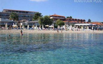 Řecko, Chalkidiki, Hotel Grandotel, letecky, all inclusive
