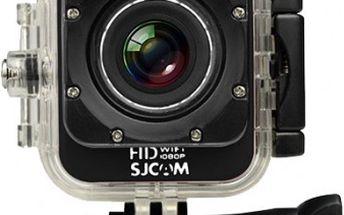 SJCAM M10 CUBE WIFI sportovní kamera - černá