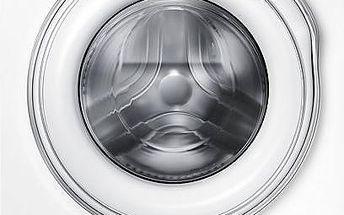 Pračka s předním plněním Samsung WW 80 J6413EW/LE + 10 let záruka na motor