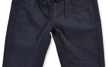 Blue Seven Dívčí kalhoty - tmavě modré