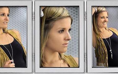 Portrétový rámeček Philadelphia 3x 10x15 cm