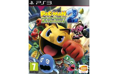 Pac-Man and the Ghostly Adventures 2 - PS3 - 3391891979443
