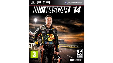 NASCAR 2014 - PS3 - 4020628894726