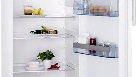 Kombinovaná lednička s mrazákem nahoře AEG S 72300 DSW1