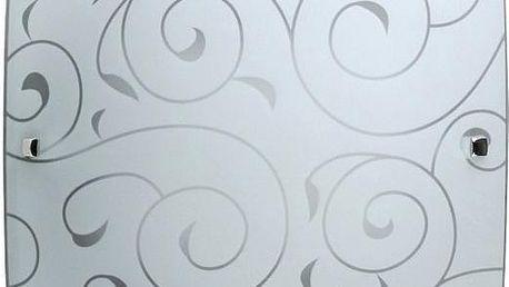 Nástěnné svítidlo Rabalux Harmony 3855 bílá, vzor