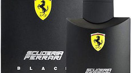Ferrari Scuderia Ferrari Black toaletní voda 75ml pro muže