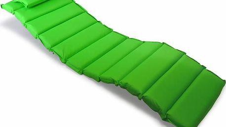 Polstrování na lehátko Garthen - zelená