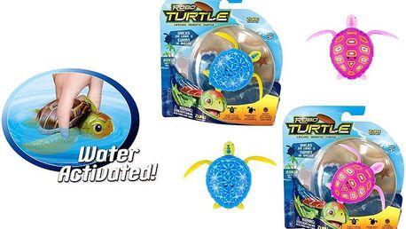 Robo želva – Hračka do vany, bazénu i akvária