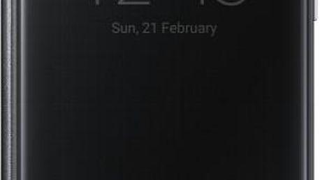 Samsung EF-ZG930CB Flip Clear View Galaxy S7,Black - EF-ZG930CBEGWW