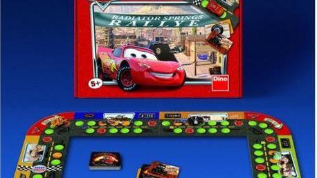 Dino Cars společenská hra