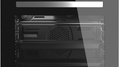 Samostatná vestavná trouba Beko BIM 25801 XMS + 5 let záruka
