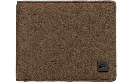 peněženka QUIKSILVER - Slim Style Chocolate (CTK0) velikost: L