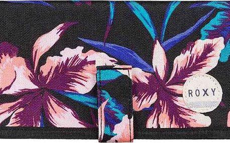 peněženka ROXY - Tropical Drift True Black Maui Lights (KVJ8) velikost: OS