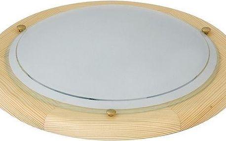 Stropní svítidlo Rabalux Ufo 5421 natur/opal