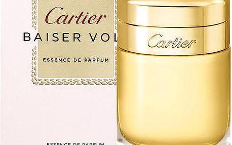 Cartier Baiser Vole Essence de Parfum parfémovaná voda 40ml pro ženy