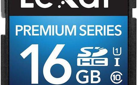 Lexar 16GB SDHC 300x PlatinumII (Class 10) U1-45MB
