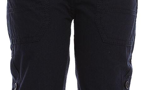 Blue Seven Chlapecké ohrnovací kalhoty - tmavě modré