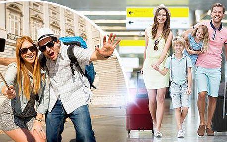 Selfie tyč pro luxusní fotky a digitální váha na kufr pro pohodlné cestování včetně poštovného!