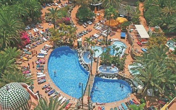 IFA Buenaventura, Kanárské ostrovy, Gran Canaria, 8 dní, Letecky, Polopenze, Alespoň 3 ★★★, sleva 0 %, bonus (Levné parkování na letišti: 8 dní 499,- | 12 dní 749,- | 16 dní 899,- )