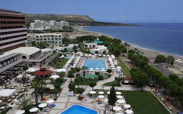 Řecko - Rhodos na 8 až 15 dní, all inclusive s dopravou letecky z Brna nebo letecky z Prahy přímo na pláži