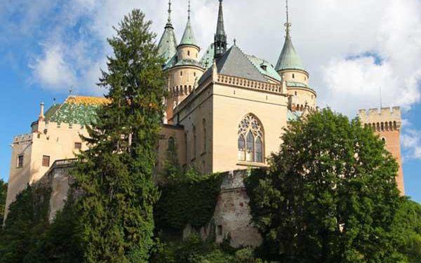 Romantika na zámku - pobyty pro rodinu