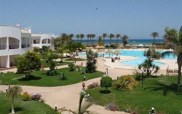 Egypt - Hurghada (oblast) - Hurghada na 8 dní, all inclusive s dopravou letecky z Prahy přímo na pláži