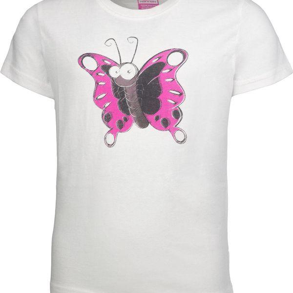 Hannah Dětské tričko Doris Kids - bílé
