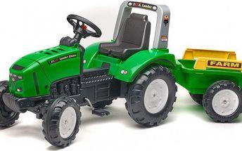 Falk Traktor Lander 240X s valníkem