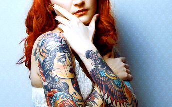 Špičkové tetování od profíků