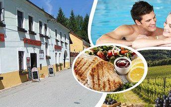 3 dny v Novohradských horách pro dva v rodinném hotelu Hojná Voda!! Polopenze, víno, káva a novohradský koláč, v létě celodenní vstup do venkovního bazénu, pro aktivní hodina ve fitness, pro děti prostor pro hry.