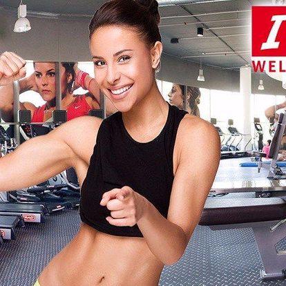Zkušební členství v kultovním fitness klubu I´m fit