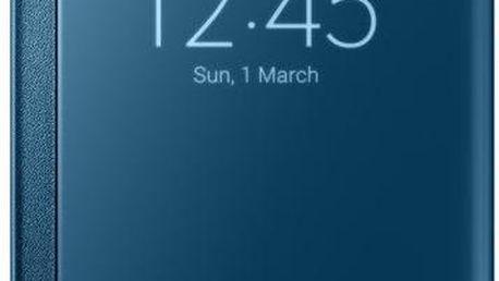 Samsung Clear View EF-ZG920B pouzdro pro Galaxy S6 (G920), modrá - EF-ZG920BLEGWW