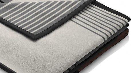 Biederlack Thermosoft Top Modern Check 150x200 cm