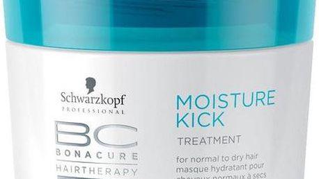 Schwarzkopf Professional Hluboce hydratační kúra na vlasy (Moisture Kick Treatment) 200 ml