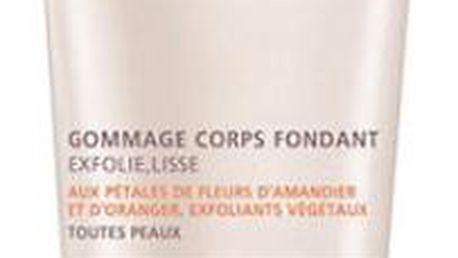 Nuxe Jemný tělový peeling (Fondant Body Scrub) 200 ml + SEFIROS Vzorek kosmetiky z Mrtvého moře