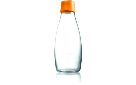 Lahev ReTap, orange, 500 ml